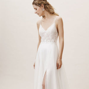 BHLDN Cairo gown size 4